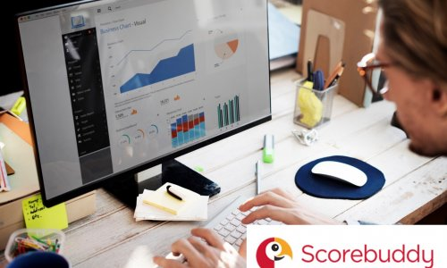 Quality Assurance Provider,  Scorebuddy, take their FirstStep's in the UK.