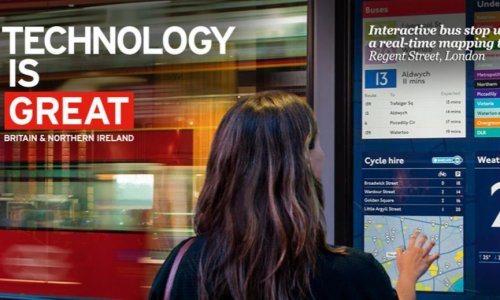 DIT IoT & Cloud Seminar: Connecting to the UK Cloud