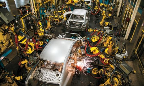 UK Meeting Programme: Automation and data management solutions for the automotive industry